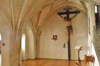 Das Gebet - Kruzifix im Stift Nonnberg Salzburg