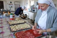 Der Tag - in der Klosterküche