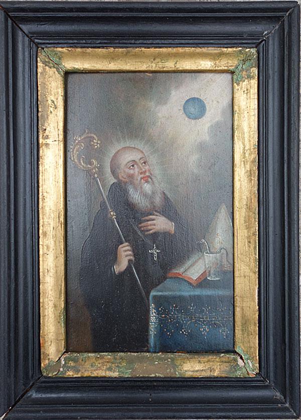 Der Hl. Benedikt von Nursia