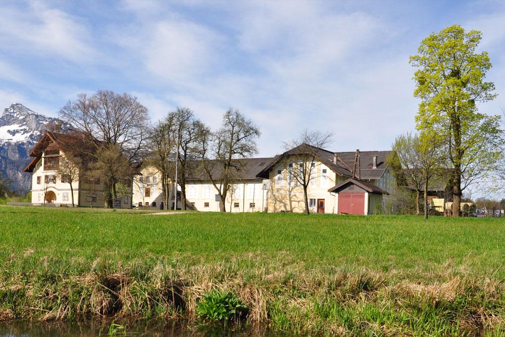 Der Erentrudishof -Bio-Landwitrschaft und Hofladen