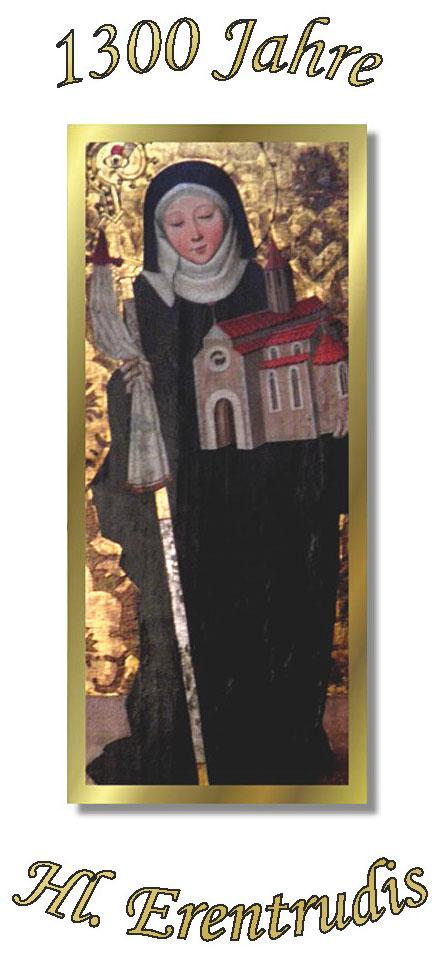 Diözesanes Jubiläumsjahr 1300 Jahre Hl. Erentrudis